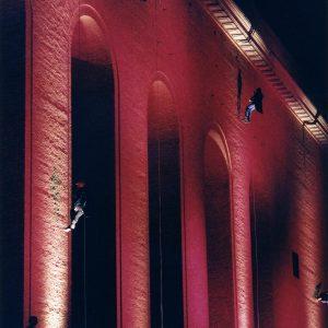 Kulturnatta invigning 1996